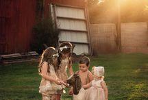 Farm photo session