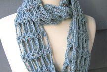 Вязание-шарфы