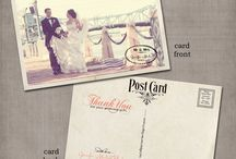 Invitations and Place Cards