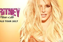 Britney: Live In Concert 2017 / All information about Britney SpearsTour 2017