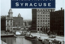 Fall in Love With a New Book / Curl up with a new book this fall and dive into Onondaga County's past. With books on Civil Rights, Neighborhoods, and Industry you'll be left with a sense of pride as we move into our bright future.