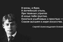 Стихи и цитаты