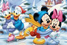 Disney jul