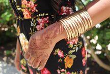 Nail Art & Henna
