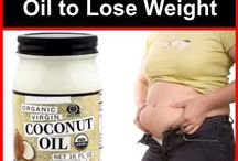 coconut oil to loose weight