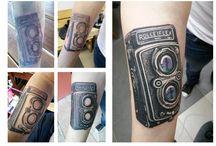 tattoo camera / Tattoo