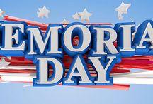 Memorial Day / Memorial Day Facebook Covers