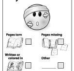 Biblioteek sorg