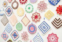Cozy crochet / #cozy #crochet #color #tuto #pattern #crochetpattern #diy  / by Coco Flower
