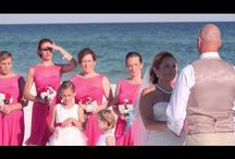 Wedding Videos / A collection of weddings at our fine Destin wedding homes!!!