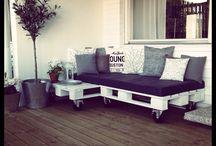Havemøbler Av Paller