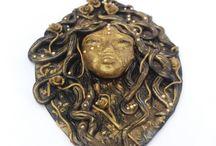 biżuteria DIY / Ręcznie robiona biżuteria z mas plastycznych