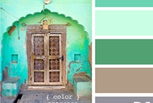 Inspiring Places & Spaces / by Jennifer Villeneuve