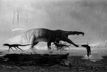atmosferic dinosaurs