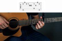 5 Minute Tutorials / Quick guitar tutorials for your favorite songs!