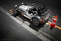 caterham seven / by Byung Ho Kim