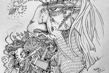 tijmen illustrations / De illustraties van Tijmen, interessant voor Zuurkool.