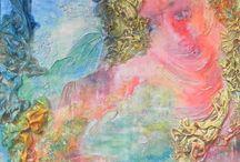 Schilderijen - Landschappen van de ziel / Schilderijen voor als je graag droomt kleur en passie wilt beleven een levensverhaal wilt delen je eigen verhaal in een schilderij wilt kunnen zien  Bel mij gerust voor een afspraak op maat: 06 430 40 676 of neem op een andere manier contact op en neem nog een vriend(in) mee. Ik zet de deur dan speciaal voor jou/jullie open! www.irkastachiw.nl #art #kunst #paintings #schilderijen #landschappenvoor de ziel