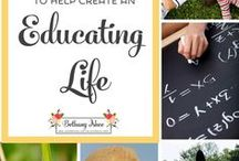 Creating an Educating Lifestyle