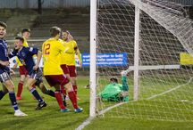 Albion Rovers 4 Apr 17 / Pictures from the SPFL League One game between Albion Rovers and Queen's Park. Match played at the Exsel group Stadium on Tuesday 4 April 2017. The score was 1-1.