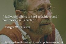 Essential Quotes for Software Developers / Essential Quotes for Software Developers / Engineers stated by Software Developers