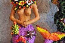 Artesanía mexicana / by Alejandra Laorrabaquio Saad