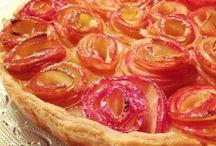 Les desserts aux fruits / Les recettes sucrées que Rouchette's affectionne tout particulièrement