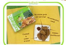 #KFSuperbowl Healthy Kids Meals / Kidfresh healthy frozen kids meals with hidden veggies perfect for Superbowl Sunday!