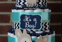 Boy Diaper Cakes / Boy Diaper Cakes. Ideas & Repins. WashAgami & Topsy Turvy Diaper Cake products available at www.topsyturbydiapercake.com