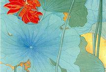 China, Japan, Persia