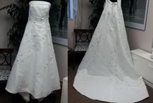 Wedding Gowns / New & pre-owned gowns, accessories and wedding related items in a variety of brand names, styles and sizes at very affordable prices.