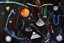 Istvan Bauer Art /  Painting: Istvan Bauer