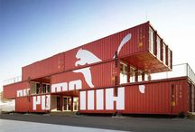 The Shipping Container Project / by Therese Lowton