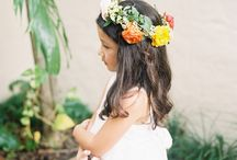 Weddings: flowergirls