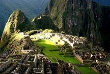 Macchu Pitchu Peru