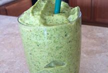 Green smoothies / by Opie Pip