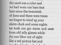 P O E T R Y / Everyone should read more poetry