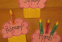 Fun crafts to do in the child care/prek classroom
