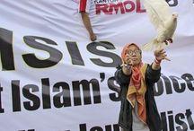 Politics in Malaysia & Indonesia