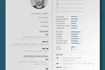 Com visuelle / Exemples de CV