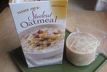{Food} OATMEAL...My Favorite!!! / by Jennifer Swayne