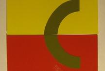 Colour & Perception portfolio / Assignments and play with colours from my colour and perception course Winter 2013.