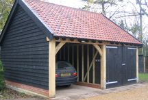 traditional garages
