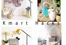 KMART Hacks