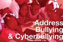 Bullying & Cyberbullying / Talk about it in the classroom. / by ADL - Anti-Defamation League