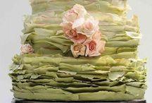 Cakes art