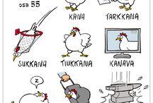 Suomen kielen sanastoa