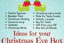 Business board - Christmas