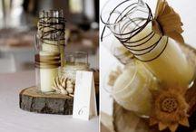 Wedding ideas. Oh one day... / by Tedi Augino