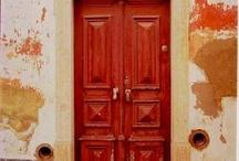 Debbie Adores Doors / by Debra Stewart